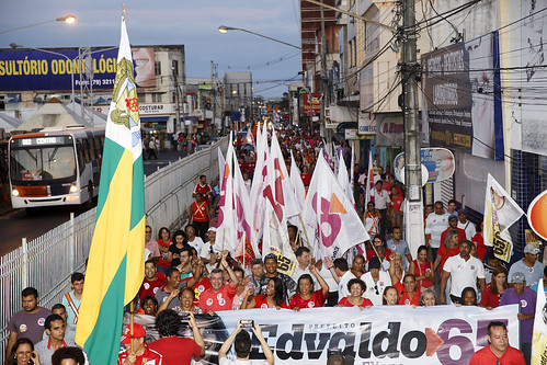 Grande Caminhada no Centro de Aracaju 30/0