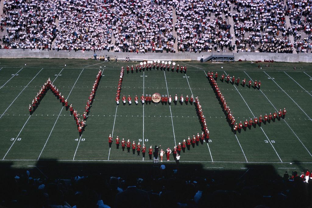 Carter-Finley Stadium NC State University