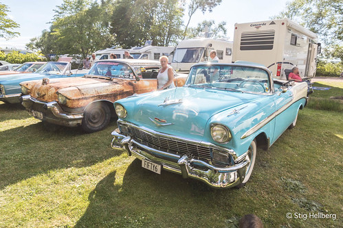 """Chevrolet Bel Air Convertible 1956 • <a style=""""font-size:0.8em;"""" href=""""http://www.flickr.com/photos/54582246@N08/27893793483/"""" target=""""_blank"""">View on Flickr</a>"""