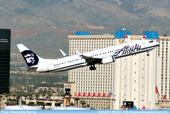 """Alaska Airlines - N431AS • <a style=""""font-size:0.8em;"""" href=""""http://www.flickr.com/photos/69681399@N06/16735710292/"""" target=""""_blank"""">View on Flickr</a>"""