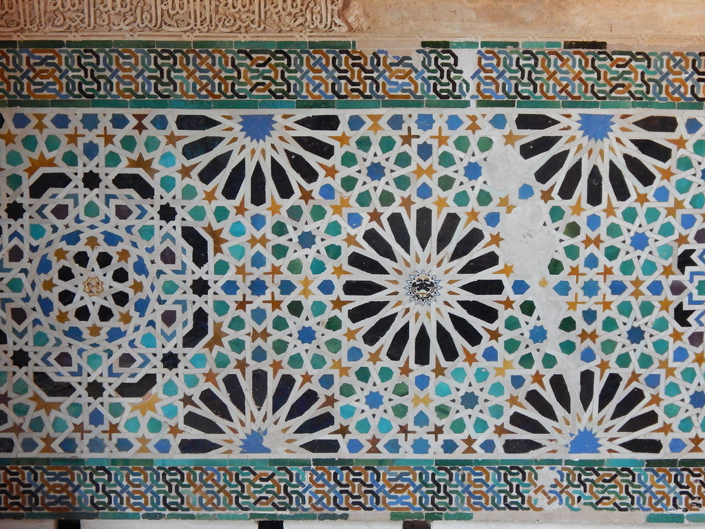 Mosaicos Nazaries The World 39s Best Photos Of Alhambra And Pared Flickr