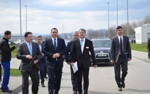 VIDEO Ponta zice să susţine Aeroportul şi că Autostrada Braşov-Comarnic va fi făcută cu bani de la buget