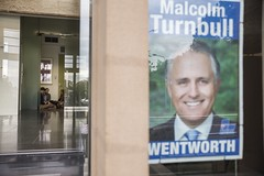 Love Makes A Way at Malcolm Turnbull's office