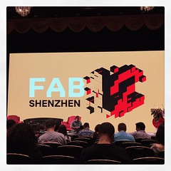 First proper day of the conference. Let's start #Fab12 properly! @fabfndn