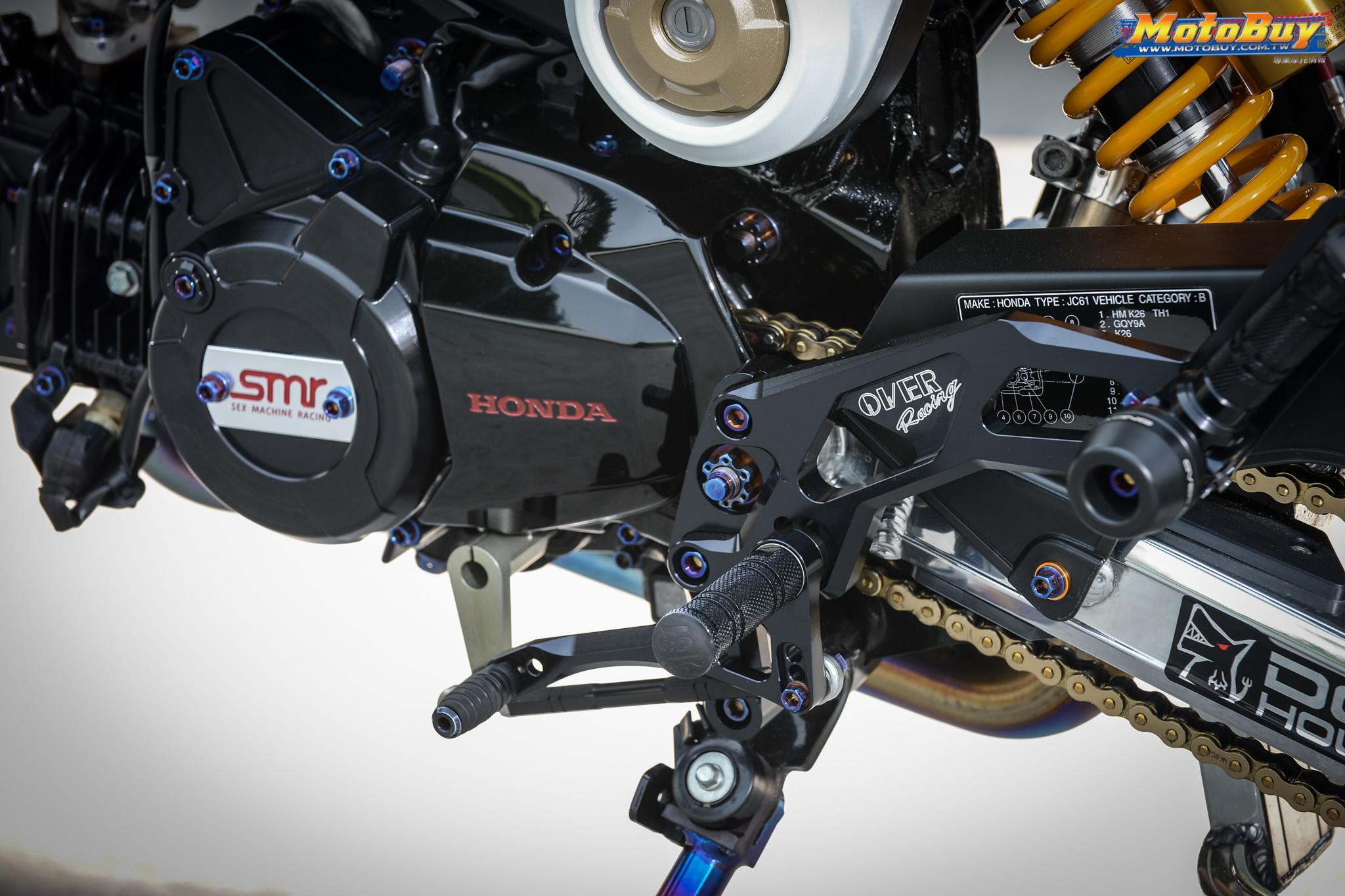 [夯車分享] 短小精幹小鋼炮 HONDA MSX 125 | MotoBuy