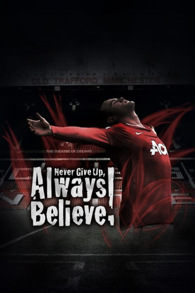 Never Give Up, Always Believe! iPhone Wallpaper | Flickr - Photo Sharing!