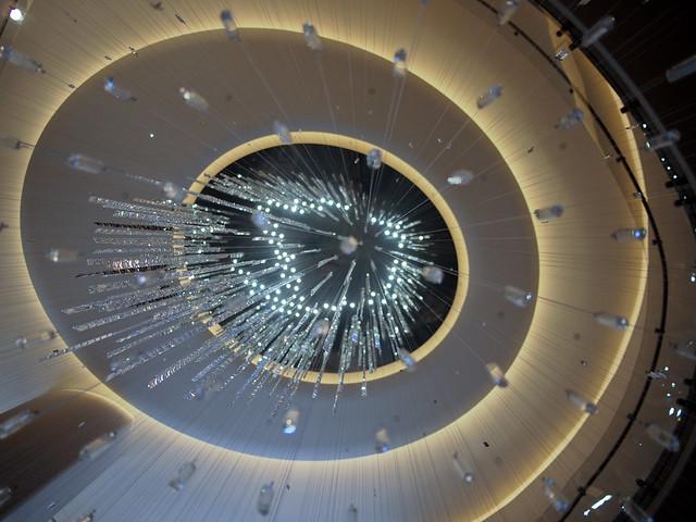 Crystals at Rockefeller Center