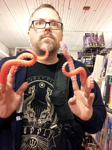 tentacles vandermeer