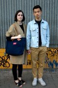 Nicole from Commercial Drive and Ivan from San Francisco | Minimal, stylish and perfect side by side
