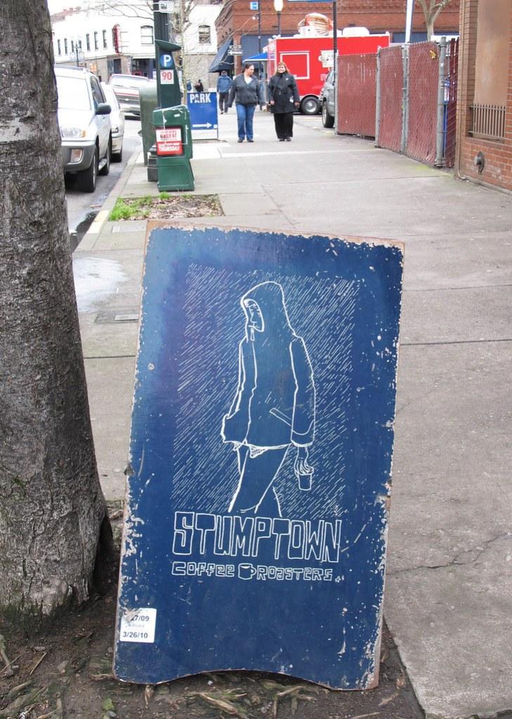 Stumptown Coffee Roasters - Downtown