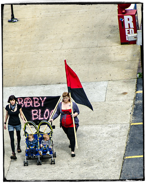 Baby Blood - May Day 2012