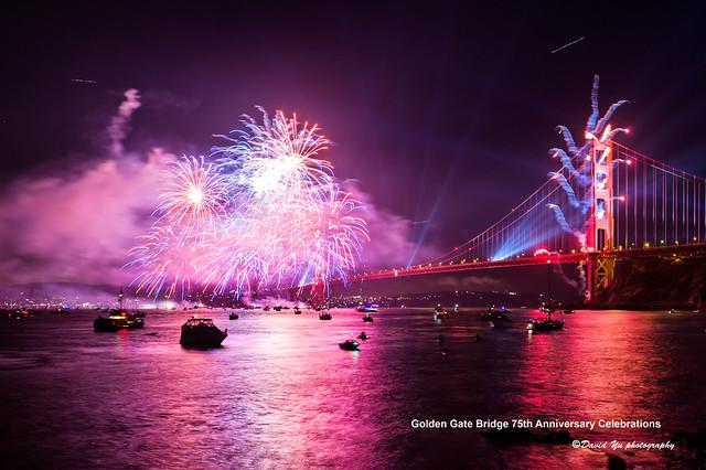 Golden Gate Bridge 75th Anniversary Celebrations