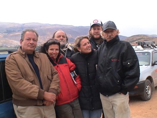 Coliseo, Los Campeones - equipo de rodaje