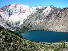 Off-Roading to Convict Lake Overlook