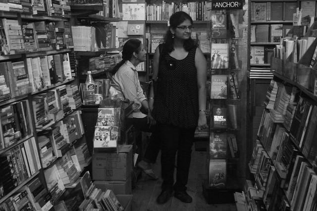 Delhi's Bandaged Moments – Ekta Talwar, The Book Shop