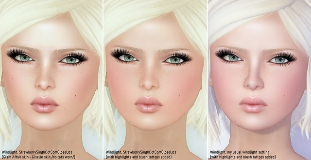 Giselle, Glam Affair (2/2)