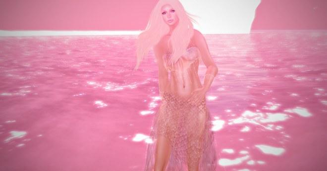 The Blush Sea