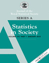 Journal of the Royal Statistical Society - Series A: Statistics in Society