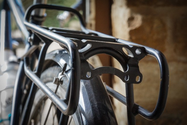 Kona Sutra 2012: Rear rack detail