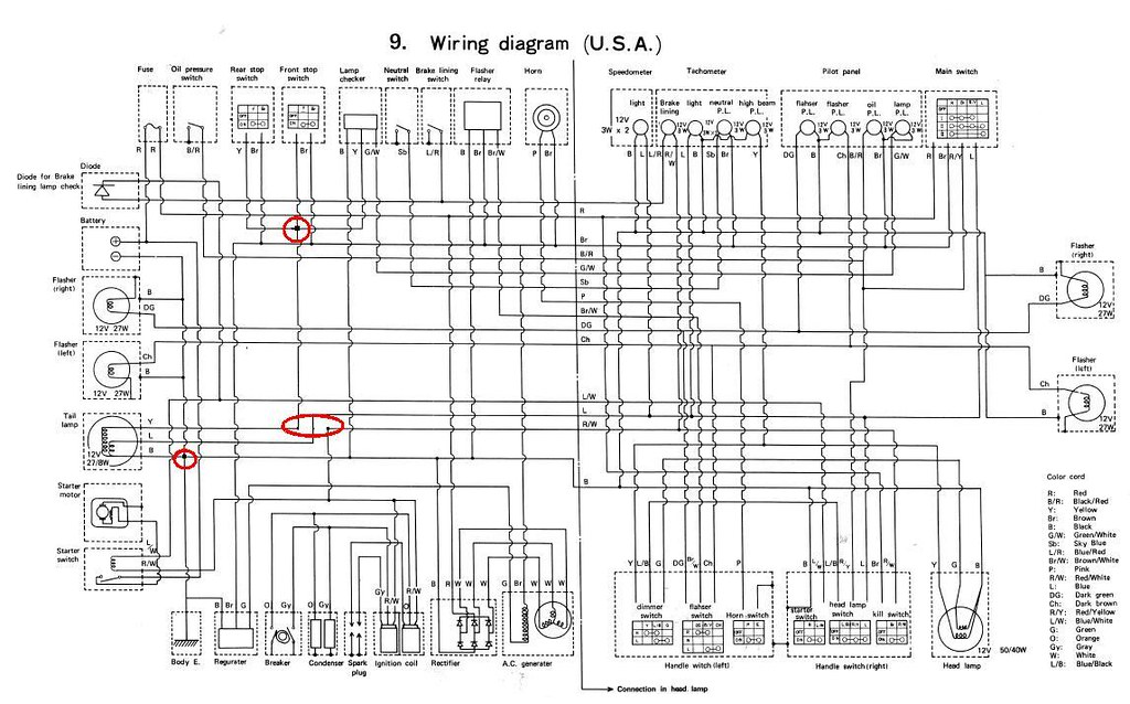 Yamaha Wiring Diagram - Wiring Diagrams