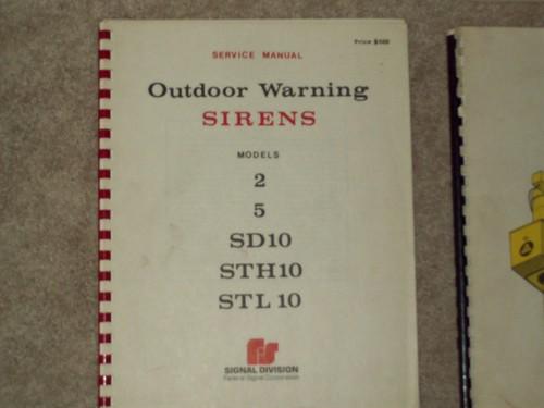 Siren Manuals - The Siren Board