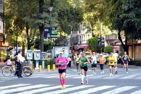 Maratón Cuidad de México 2102