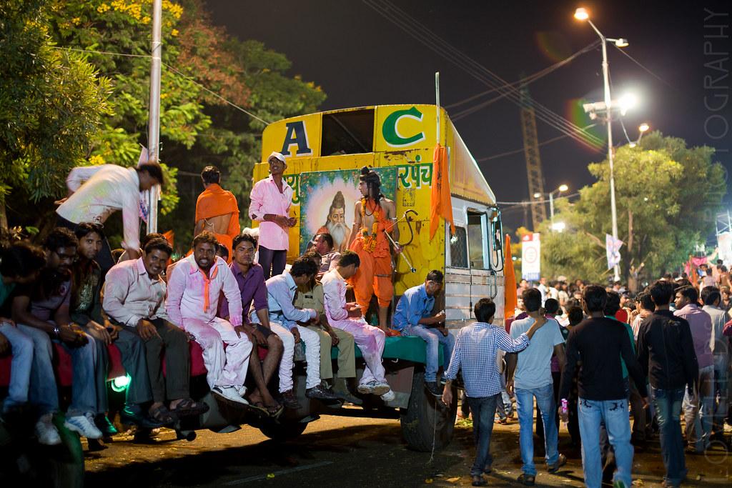 Ganesh Chaturthi, Hyderabad (2012)