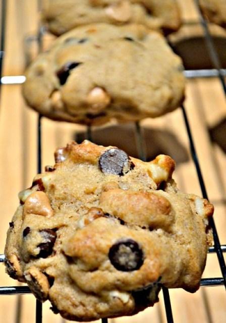 PB & Choco Cookies