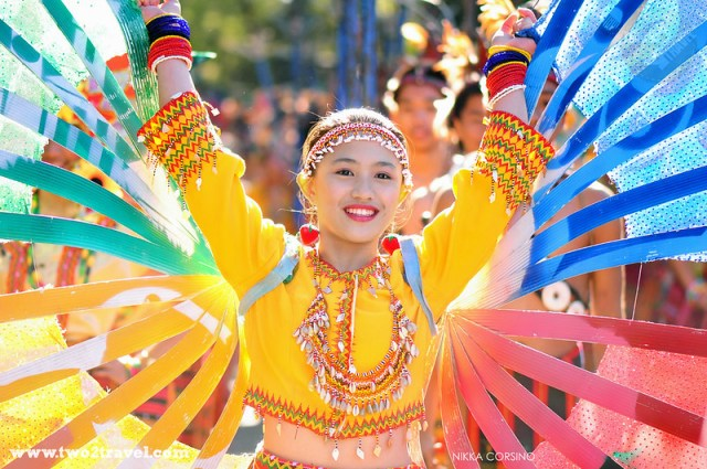 Panagbenga Festival, Baguio City Philippines | Two2Travel