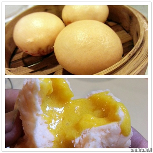 Maju Palace Salted Egg Custard Buns