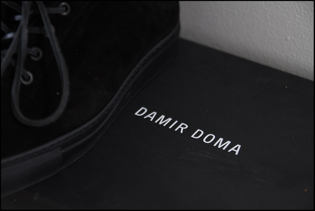 Tuukka13 - Damir Doma Faso Sneakers and SILENT By Damir Doma SKATE Sneakers - 3