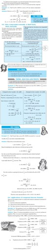 NCERT Class VIII Maths Chapter 8 Comparing Quantities