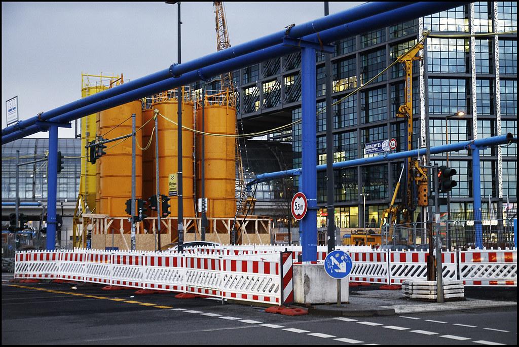 Tuukka13 - A Day In Berlin - Around Hauptbahnhof and Darklands - December, 2012 - 6