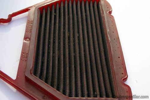 Filtro BMC sucio 01