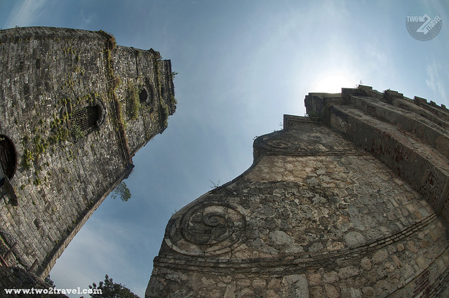 TWO2TRAVEL | Ilocos Norte | Paoay Church