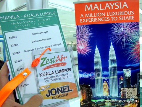 Here we come Kuala Lumpur!