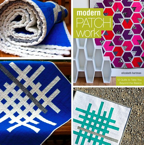 Modern Patchwork Projects - Craft Book Month