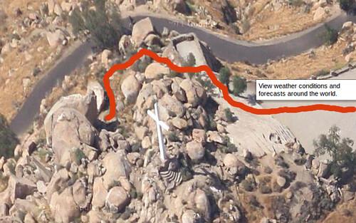 Secret Place on Mt. Rubidoux