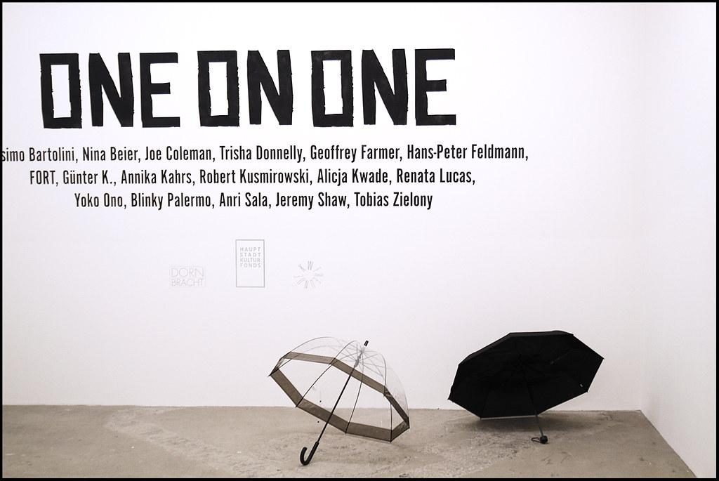 Tuukka13 - Photo Recap - ONE ON ONE - KW Institute for Contemporary Art, Berlin - 01.2012 - 1