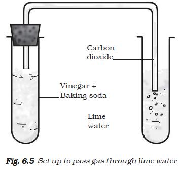 NCERT Class VII Science Chapter 6 Physical and Chemcal Changes
