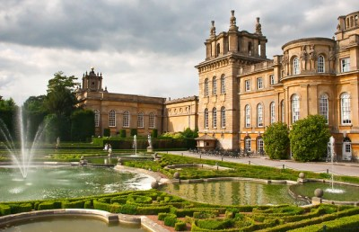 Blenheim Palace and Formal Gardens | Flickr - Photo Sharing!