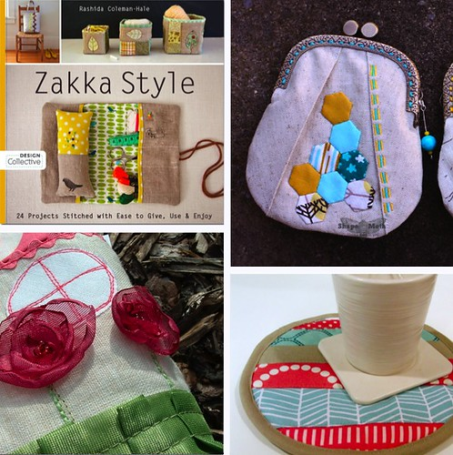 Zakka Style Projects - Craft Book Month