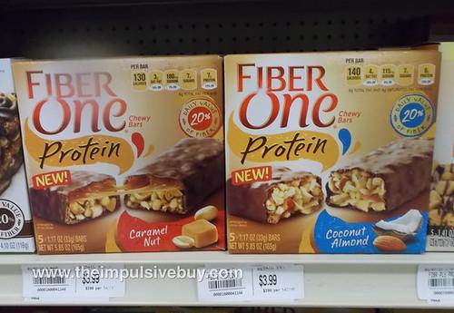 Fiber One Protein Bars
