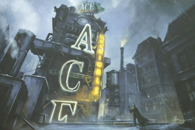 Ace Chemicals from the London Games Festival