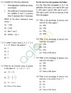 NDA & NA Exam (I) 2012 Question Paper   Mathematics Image by AglaSem