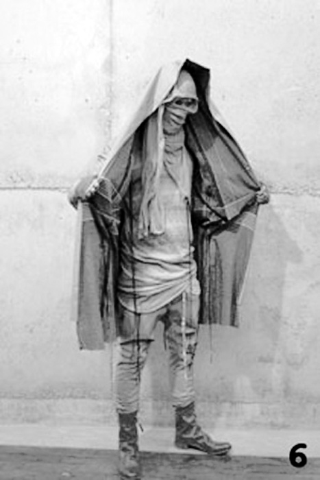 Tuukka13 - Inspiration Mood Board - All Blur and Obscure - Boris Bidjan Saberi