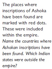 NCERT Class VI Social Studies Chapter 8 Ashoka, The Emperor Who Gave Up War