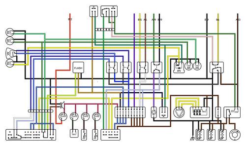wiring diagram triumph tc910