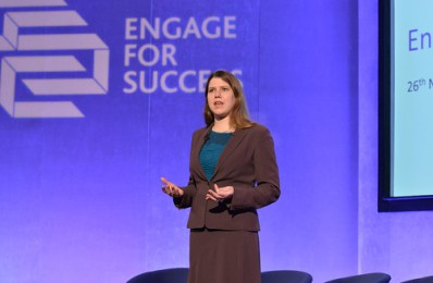 Engage for Success event 26th November 2012 - Jo Swinson