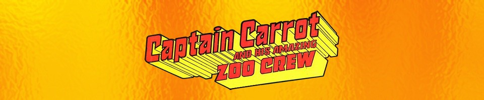 Captain Carrot and His Amazing Zoo Crew